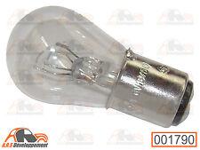 AMPOULE 6 Volts 2 filaments 18W/ 5W - NEUVE - Citroen 2cv traction dyane -1790-