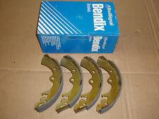 Bendix 361222X Fits Nissan Cherry N10 1979 - 1982 Rear Brake Shoes