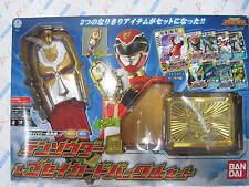 Power Ranger Tensou Sentai Goseiger Tensouder & Buckle Set Morpher Bandai USED