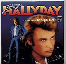 - CD-JOHNNY HALLYDAY-Te sigo fiel - Black es noir