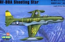 HobbyBoss RF-80A Shooting Star fighter modelo equipo de construcción 1:48 PUNTA
