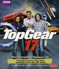 Top Gear 17: The Complete Season 17 [New Blu-ray]