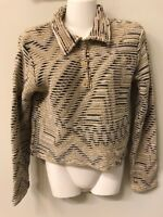 Taos Natural Collection Womens XS Sweater Tribal