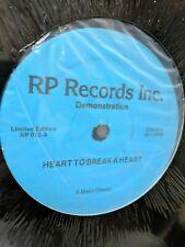 "France Joli / Cory Daye - Heart To Break A Heart / Pow Wow 12"" RP 012 Hi NRG NEW"