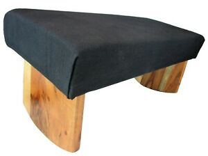 Meditation Bench - Acacia wood - Multiple Colors! - FREE SHIPPING!!