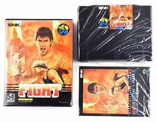 Burning Fight Neo Geo SNK AES System Japan