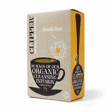 Clipper Organic Infusion Dandelion 20Bags (6 Pack)