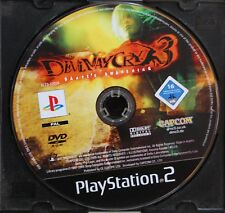 DEVIL MAY CRY 3 - PLAYSTATION 2- PAL ESPAÑA - SOLO DVD