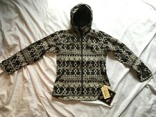 NEW Burton Gore-Tex Day-Lite Black Mojave Women's Snowboard Shell Jacket size M