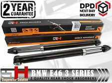 2 NEW REAR SHOCK ABSORBERS STRUTS BMW 3 SERIES E36 E46 & TOURING //GH-331586//