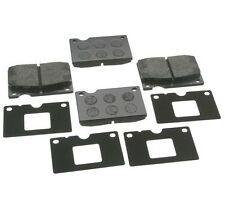 Volvo 240 242 244 245 262 Front Brake Pad Set TEXTAR 31261180