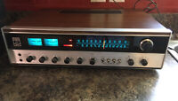 Fischer 4060 Receiver 1975 Used Working See Pics Has Some Scratches