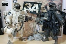 ThreeA (3A): Ashley Wood ASTRONAUT GANGSTA (MISB) : 2-PACK Exclusive Edition 1/6