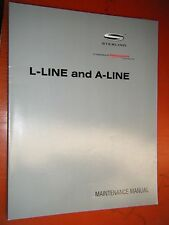 UP TO 2000 STERLING L-LINE A-LINE ORIGINAL FACTORY MAINTENANCE MANUAL