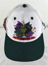 Vintage 1996 Olympics Summer Games NWT Snapback Cap Hat Embroidered by The Game