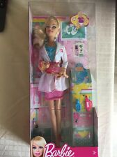 2012 BARBIE PEDIATRA