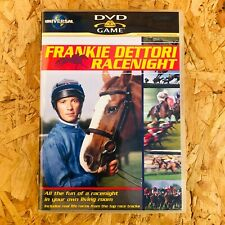 Frankie Dettori Host Your Own Horse Racing Race Night DVD (30 Race) - Complete