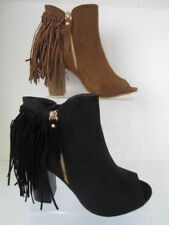 Zip Ankle Boots for Women 6 US Shoe