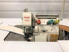 Pfaff 5700 High Speed Three Thread Serger 110 Volt Industrial Sewing Machine