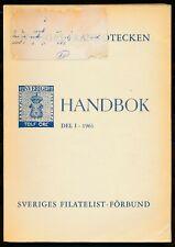 LITERATUUR. SVERIGES FRANKOTECKEN HANDBOK DEL I 1961 UND DEL II 1962,  ZK973