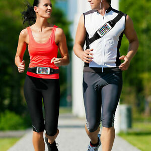 Running Belt - Fits EVERY iPhone & Cell Phone - The Best Waist Pack for Athletes
