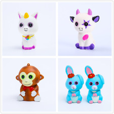 Kawaii Squishys Animals Jumbo Toys Slow Rising Scented Collection Gift UK