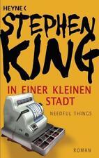 In einer kleinen Stadt (Needful Things) von Stephen King (2009, Taschenbuch)