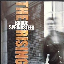 BRUCE SPRINGSTEEN: THE RISING  2002 Columbia CD inc.My City Of Ruins,Nothing Man