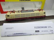 Fleischmann 4376 - HO - DB - E-Lok 103 150-9 - TOP in OVP - #3005