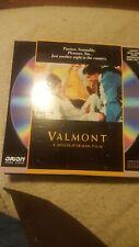 VALMONT LASERDISC - LD like new