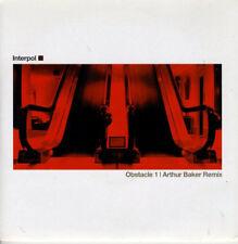 "Interpol - Obstacle 1 | Arthur Baker Remix 7"""