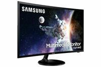 "NEW Samsung Curved 32"" FHD Gaming LED Monitor Black - C32F39MFUN- FREE SHIPPING!"