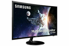 "NEW Samsung Curved 32"" FHD Gaming LED Monitor Black - C32F39MFUN- FREE SHIPPING!"