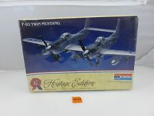 Monogram F-82 Twin Mustang 1/72 Scale Heritage Edition Model Kit SEALED 1984
