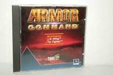 ARMOR COMMAND GIOCO USATO PC CD ROM VERSIONE ITALIANA GD1 47646