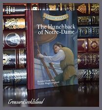 The Hunchback of Notre-Dame by Victor Hugo Illustrated Collectible Hardcover