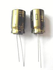 1000uf 25v 105c baja ESR tamaño 20mmx12.5mm Panasonic EEUFM 1E102 x2 un.