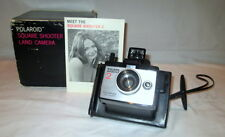 Polaroid Square Shooter 2 Land Camera In Box with Instructions MINT