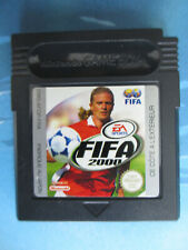 JEU NINTENDO FIFA 2000 GAME BOY COLOR ADVANCE