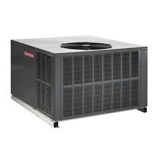 2 Ton 14 Seer Goodman 60,000 Btu 80% Afue Dual Fuel Package Heat Pump System