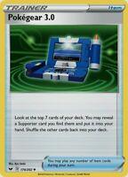 Pokemon Card Lot Trainer - 4x Pokégear 3.0 174/202 - Mint NM