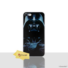 Estuche/Cubierta Star Wars Apple iPhone 5/5s/SE/Protector De Pantalla/GEL/Darth Vader