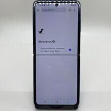 Samsung Galaxy Z Flip Duos SM-F700U/DS AT&T GSM Unlocked Dual Sim Smartphone