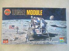 1:72 LUNAR MODULE MODEL KIT BY AIRFIX MINT IN BOX SEALED MODEL NUMBER 03013