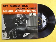 Louis Armstrong - My Good Old Ones - Beau Koo Jack - Fontana TFE 17302 Ex-