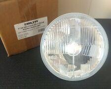 Delta 01-1249-50XH 200mm Headlight Kit 2 Pack Xenon with Halos