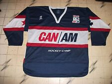 BEAUTIFUL CAN-AM HOCKEY CAMP HOCKEY JERSEY MENS SIZE XL-54 GREAT SHAPE  UNIQUE a2e107aee