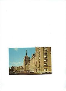 post card Deleware & Hudson Building Albany N.Y>