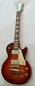 OneRepublic SIGNED Gibson Guitar with Leather Case!