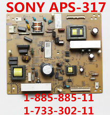 Original SONY Power Supply Board APS-317 1-885-885-12 For KLV-32BX350